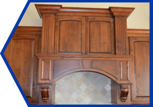 Professional Custom Cabinet Design